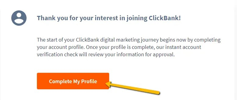 How to create a ClickBank account in Ghana