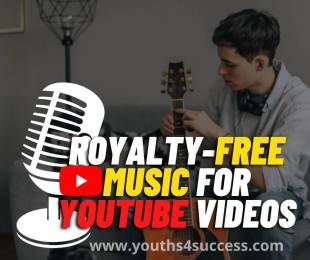 copyright free music for a YouTube video background