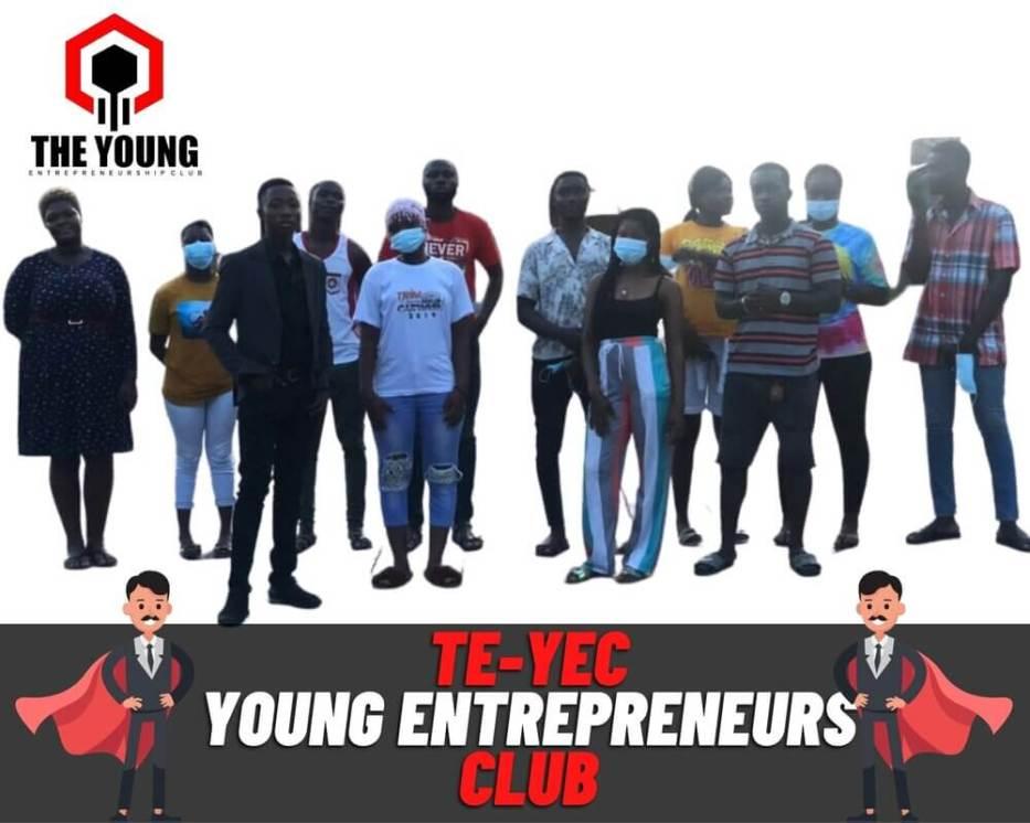 Te-YEC young entrepreneurs club ghana