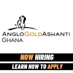 AgloGold Ashanti Ghana jobs