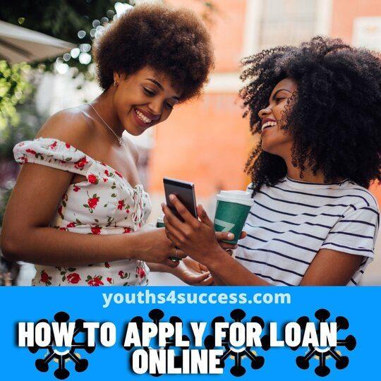 how to borrow money online in Ghana