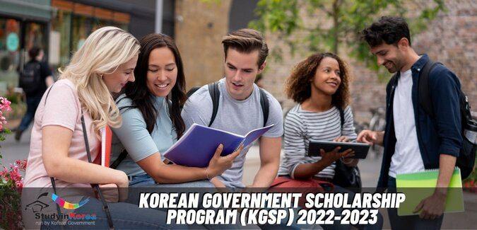 korean scholarship program