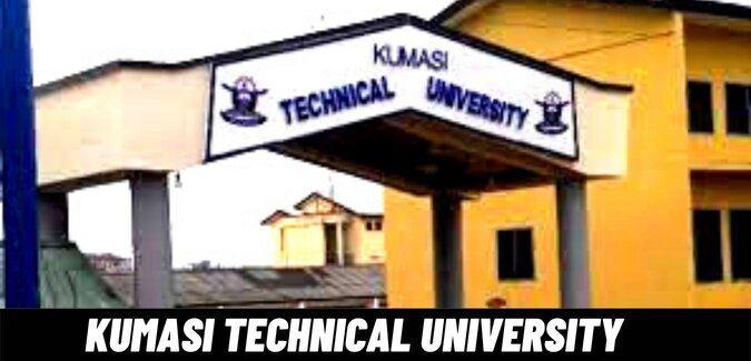 kumasi technical university fees