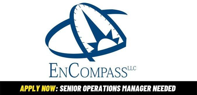 senior operations manager