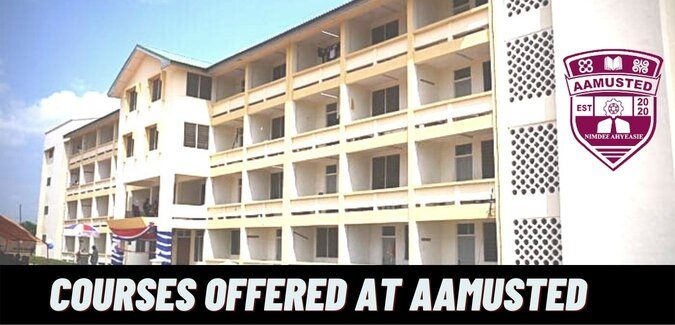 AAMUSTED Courses