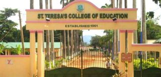 ourses Offered At St. Teresa's college Of Education