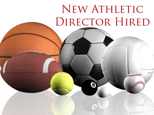 An Athletic Director? What do you do all day?