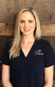 Julia Teague, Licensed Esthetician
