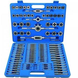 Kit herramientas de machos y terrajas métricas