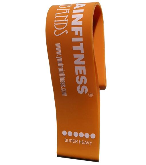 Super Heavy - Orange Mini Loop Resistance Band