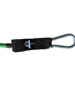 Green Resistance Tube Clip