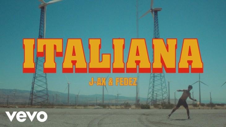J-AX & Fedez – Italiana