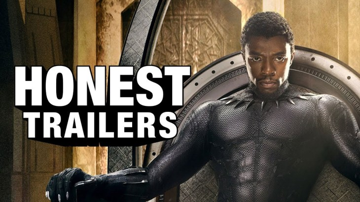 Honest Trailers – Black Panther