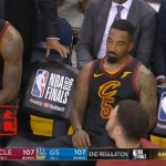 JR Smith Ruined LeBron' Legacy!Cavs vs Warriors INSANE Final Minutes!