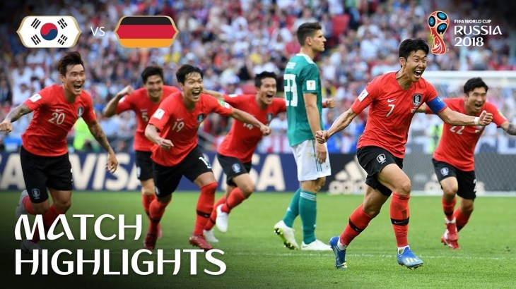 Korea Republic v Germany – 2018 FIFA World Cup Russia™ – Match 43