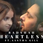 Heartless – Badshah ft. Aastha Gill |  Gurickk G Maan | O.N.E. ALBUM