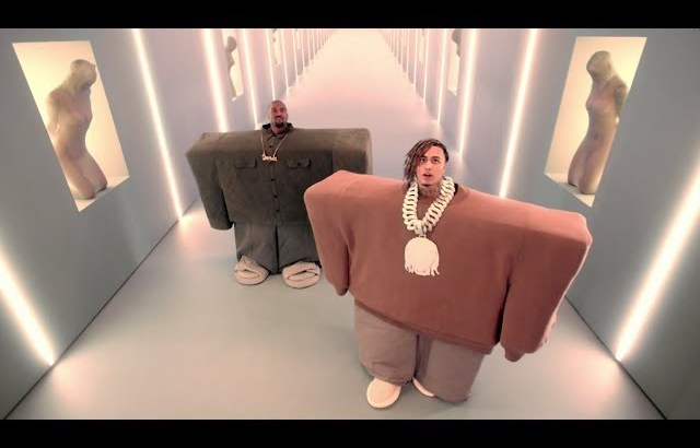 "Kanye West & Lil Pump ft. Adele Givens – ""I Love It"" (Official Music Video)"