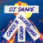 DJ Snake feat Selena Gomez, Ozuna & Cardi B – Taki Taki (Audio) ft. Cardi B