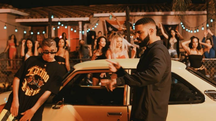 Bad Bunny feat. Drake – Mia ( Video Oficial )