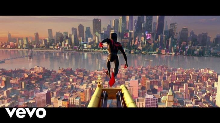Post Malone, Swae Lee – Sunflower (Spider-Man: Into the Spider-Verse)