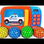 Aprende los Colores   Video Educativo   Carros de Juguetes para Niños