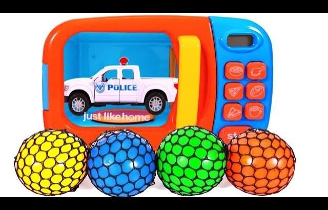 Aprende los Colores | Video Educativo | Carros de Juguetes para Niños