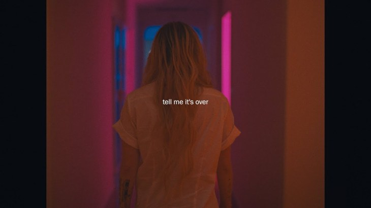Avril Lavigne – Tell Me It's Over (Official Video)
