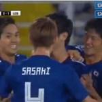 武藤&塩谷ゴラッソ!日本vsウズベキスタン 全ゴール アジアカップ第3戦