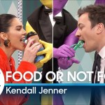 Food or Not Food with Kendall Jenner