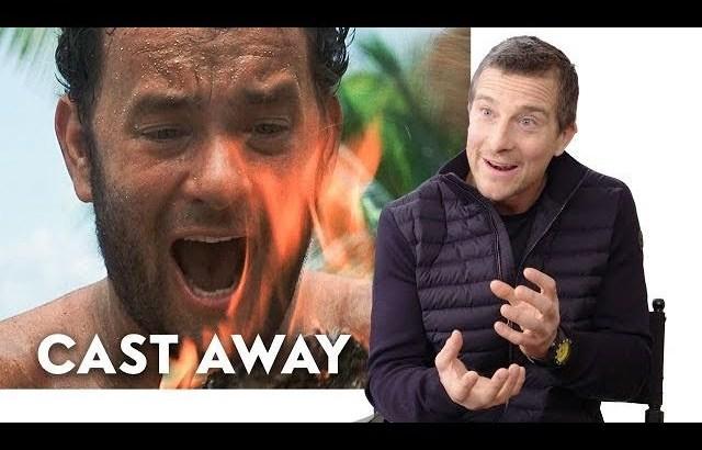 Bear Grylls Reviews Survival Movies   Vanity Fair