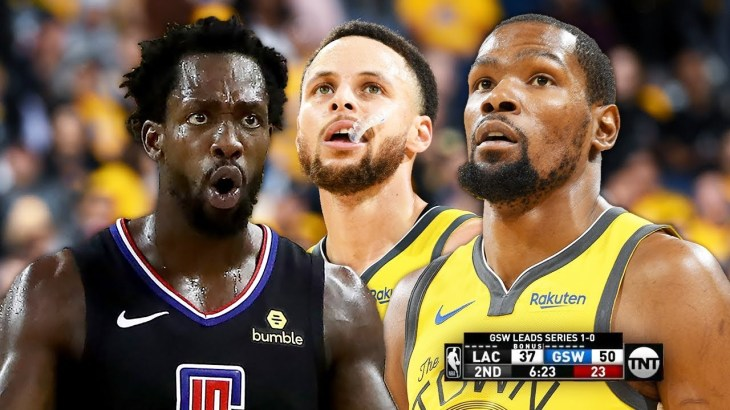 LA Clippers vs Golden State Warriors – Game 2 – Full Game Highlights | 2019 NBA Playoffs
