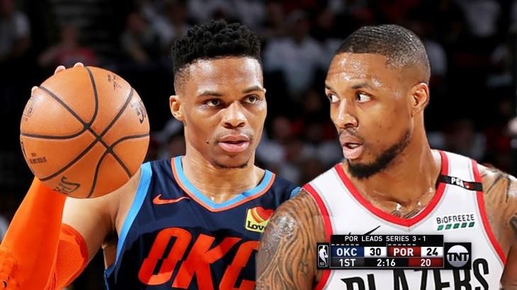 OKC Thunder vs Portland Trail Blazers – Game 5 – Full Game Highlights | 2019 NBA Playoffs