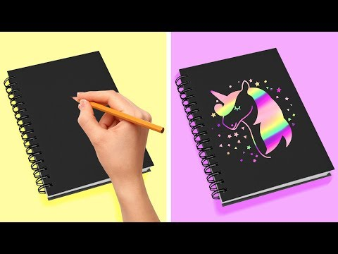 45 SCHOOL HACKS AND CRAFTS YOU WILL LOVE