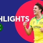 Australia vs Pakistan – Match Highlights | ICC Cricket World Cup 2019