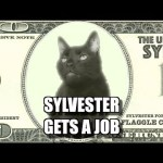 Talking Kitty Cat – Sylvester Gets A Job