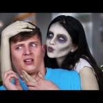 8 Zombie Survival Hacks And Pranks / What If Your BFF Is A Zombie