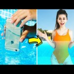 I TRIED crazy PHONE HACKS to see if they actually work
