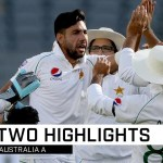 Pakistan bowlers fire as Aussies crumble in Perth