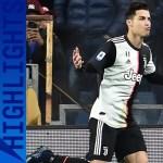 Sampdoria 1-2 Juventus | Ronaldo Header Wins It for the Visitors | Serie A