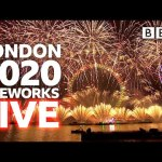 London 2020 fireworks streaming live