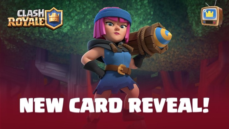 Clash Royale: Meet the Firecracker!