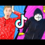 We Tested VIRAL TikTok LIFE HACKS, TRICK SHOTS & DANCE CHALLENGES to REVEAL HACKER LEADER's SECRET!