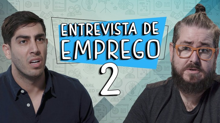Entrevista de Emprego 2 – DESCONFINADOS (Erros no Final)