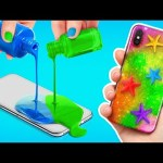 TOTALLY COOL PHONE CRAFTS || Cool DIYS And Crafting Hacks For Your GADGET
