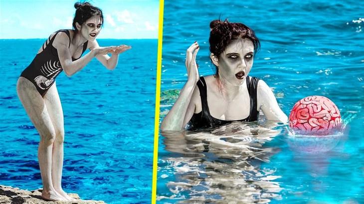Zombie in Vacanza / 11 Idee Zombie per L'estate