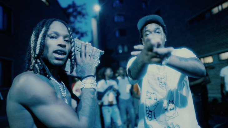 King Von ft. Fivio Foreign – I Am What I Am (Official Video)