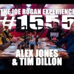 Joe Rogan Experience #1555 – Alex Jones & Tim Dillon