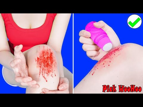 LIFE HACKS EVERY GIRL MUST KNOW || Funny DIY Pranks for Friends