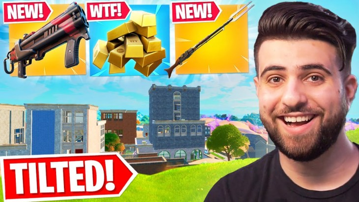 Everything Epic DIDN'T Tell You In Season 5! (Tilted Towers BACK, New Material) – Fortnite Season 5