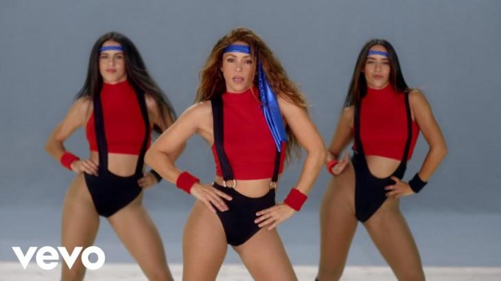 Black Eyed Peas, Shakira – GIRL LIKE ME (Official Music Video)